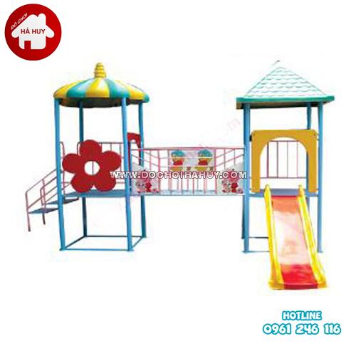 HB8-035-nha-choi-2-khoi-1-cau-truot-hinh hoa