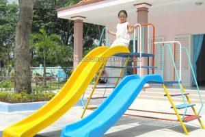 Hướng dẫn cách sử dụng và bảo quản thang leo cầu trượt cho bé
