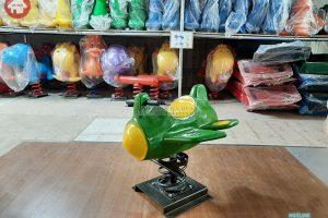 5 mẫu thú nhún lò xo nhựa composite đẹp thịnh hành
